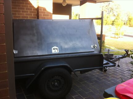 Builders trailer Willmot Blacktown Area Preview