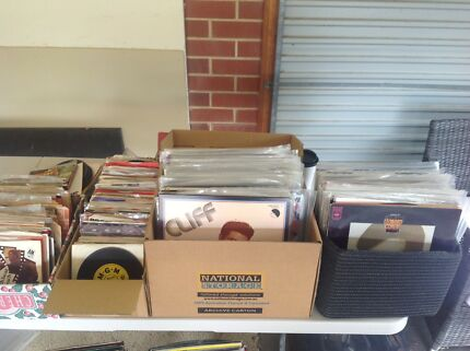 GARAGE SALE ON NOW WOODCROFT SUNDAY 17th 9am Records Video Games