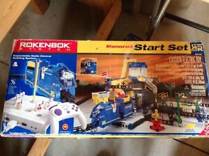 Rokenbok mono-rail start set