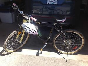 21 Speed Jeep Grand   Cherokee Bike