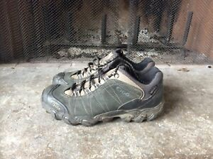 Oboz Bridger Low Mens Hiking Shoes 8.5