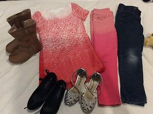 Gorgeous girls items, jeans, dress, shoes, immaculate condition Bracken Ridge Brisbane North East Preview