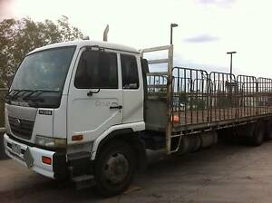 2005 Nissan Diesel UD PK265 Tray with side gates Lynbrook Casey Area Preview