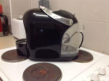 Caffitaly pod coffee machine