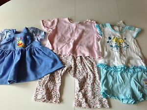 Size 12 baby girl clothes lot