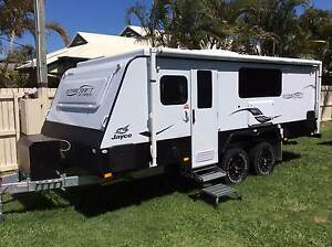 2016 Jayco Starcraft Outback 17.58-3 Bellara Caboolture Area Preview