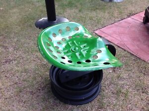 7 fire pit chairs $700