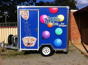 Food van Ice cream van Mandurah Mandurah Area Preview