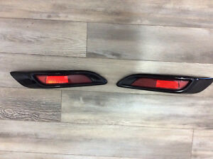 2016-2017 Scion and Corolla I'm parts rear reflectors
