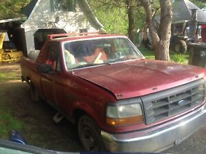 1996 F150 pickup truck for sale