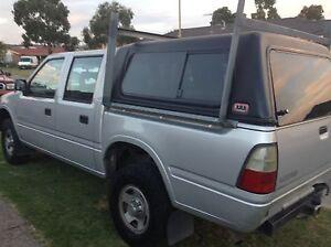 2001 Holden Rodeo Ute Narre Warren Casey Area Preview
