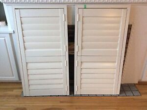 Shad-O-Magic California Shutters -2 shutters