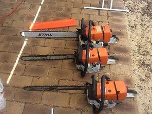 Stihl chainsaws Kalamunda Kalamunda Area Preview