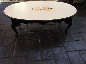 French provincial coffee table great condition East Kurrajong Hawkesbury Area Preview