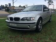 2004 BMW 318i Luxury 4 Cyl Auto Sedan Low KM's Long Rego Leumeah Campbelltown Area Preview
