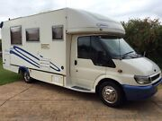 Sunliner Eclipse Ford Transit Motorhome Largs Maitland Area Preview