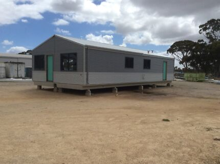Transportable House New 3 Bed 2 Bath on 2 Concrete Slabs FREE Delivery Moora Moora Area Preview