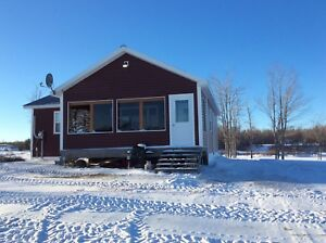 Cottage  Rental close to snowmobile trail