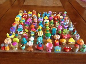 Cent figurines Shopking et Grossery Gang