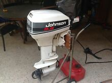 9.9 HP OUTBOARD MOTOR - EXCELLENT CONDITION Carine Stirling Area Preview