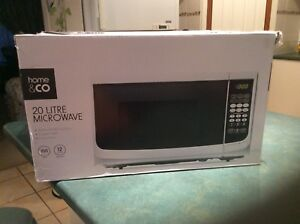 Kmart Home Co Microwave Oven