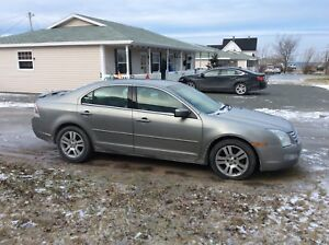 Price lowered 2008 Ford Fusion