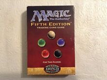 """""""Magic-The Gathering"""" (5th Edition) trading cards Maryland Newcastle Area Preview"""