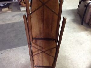 Antique iron board
