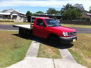 1998 Nissan Navara Ute swap for 4x4 Grafton Clarence Valley Preview