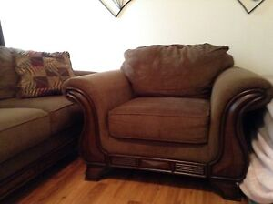 Sofa and chair. Excellent condition