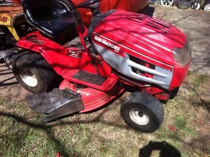 MTD Yard Machine ride on mower