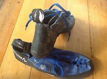 TRAX USA men's rock climbing shoes Cygnet Huon Valley Preview