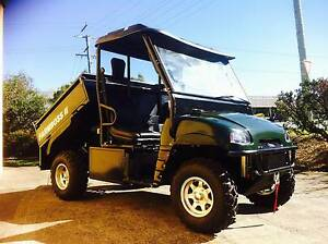 DAIHATSU DIESEL FARM BOSS 1000 UTV BY SYNERGY OFF ROAD VEHICLES Burleigh Heads Gold Coast South Preview