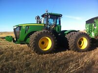 Tractor Drivers Needed Immediately!