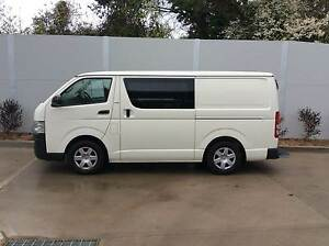 2008 Toyota Hiace Van Yass Yass Valley Preview