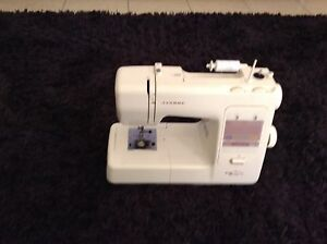 JANOME MY STYAL SEWING MACHINE,  M S 2024. Echuca Campaspe Area Preview