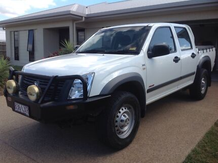 2007 Holden Rodeo Ute Mount Low Townsville Surrounds Preview