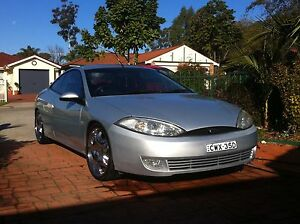 2001 Ford Cougar Coupe Campbelltown Campbelltown Area Preview