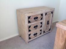 Oriental drawers or small buffet or hall table Cherrybrook Hornsby Area Preview