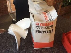 yamaha prop brand new not used still in box Carine Stirling Area Preview