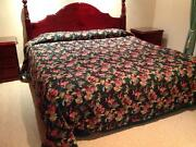 Bedroom suite king size latex mattresses bedside tables & tallboy Bright Alpine Area Preview