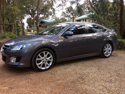 2009 Mazda 6, Sports Luxury. REG & RWC