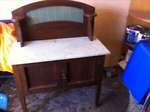 Dressing table and wash stand cupboard Port Sorell Latrobe Area Preview