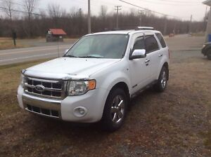 Ford Escape XLT 2008 4x4
