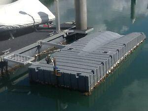 Floating dock for jet ski or boat Cleveland Redland Area Preview