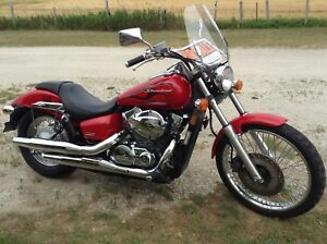 2007 750 Honda Shadow