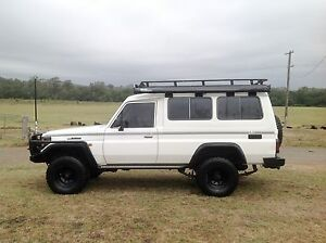 2000 Toyota Landcruiser Troopcarrier 4.2L Turbo Diesel East Maitland Maitland Area Preview