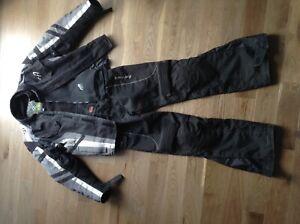Ensemble moto IXON en textile