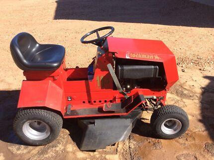 Cox stockman ride on lawn mower $1,100 Ono Kangaroo Flat Bendigo City Preview