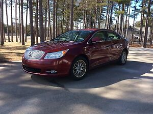 2010 Buick Lacrosse CXL Leather, loaded
